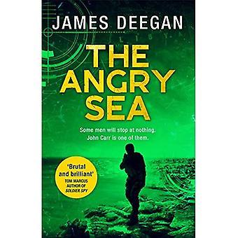 The Angry Sea (John Carr, Book 2) (John Carr)