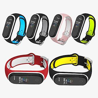 Bracelet Strap Silicone  Wristband Replacement For Xiaomi Miband Nfc Belt