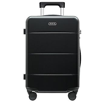 Luggage Men Travel Trolley Case Women Suitcase Mute Spinner Wheels Tsa Lock
