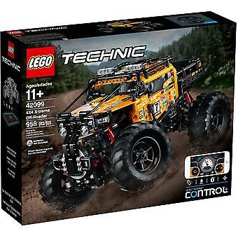 ليغو 42099 RC X-treme خارج roader