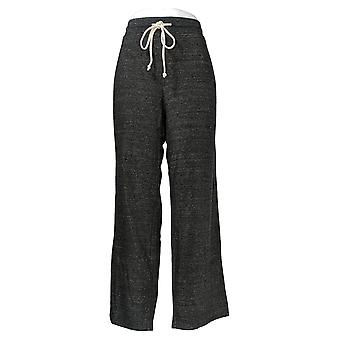 Alternative Apparel Women's Lounge Pants Eco Fleece Pants Gray A343361