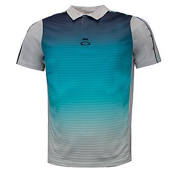 Oakley Mens Engineered Polo Bubba Colourblock T-Shirt 434287 202