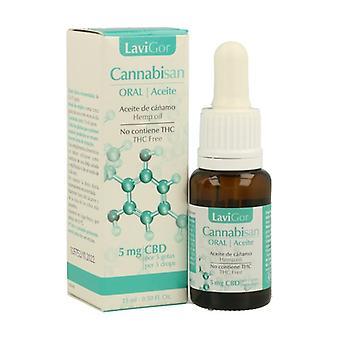 Cannabisan Oral Oil 15 ml of oil