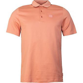 J.lindeberg Miles Rubber Logo Polo Shirt