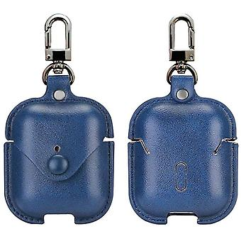 Airpods Charging Case Cover , Airpods Pu Leather Case