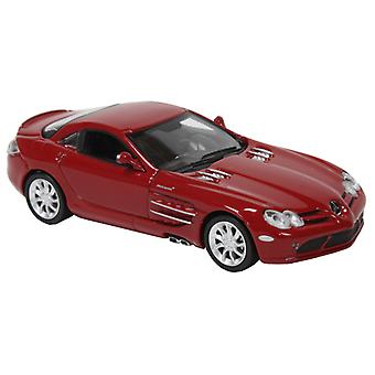 Mercedes Benz SLR McLaren Coupe (2003) Diecast Model Car
