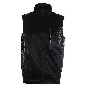 Rains Drifter Gilet - Black