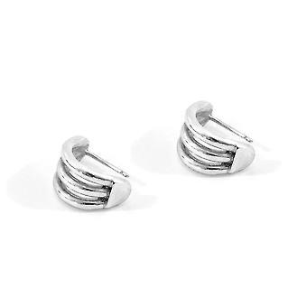 ANCHOR & CREW Bondi Surf Silver Earring Studs