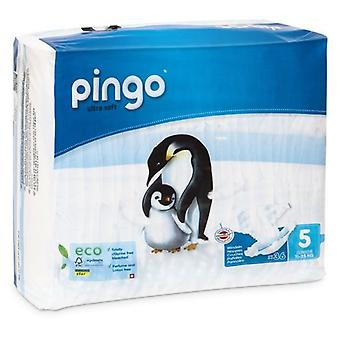 Pingo Box of Ecological Diapers Size 5 with 72 units