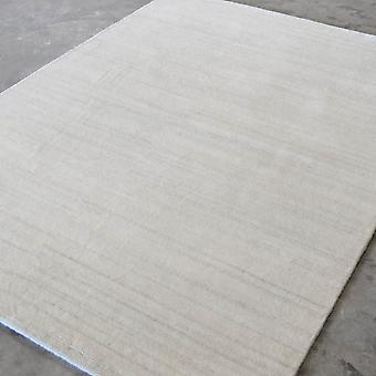 Yeti mattor 51001 av Brink och Campman i vitt