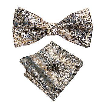 Necktie de gravata hi-tie com caixa