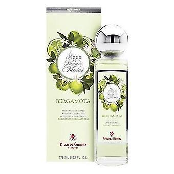 Unisex' Parfume Sæt Agua Fresca Flores Bergamota Alvarez Gomez EDC (3 stk)