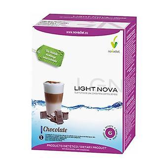 Light Nova Chokolade Smoothie 210 g