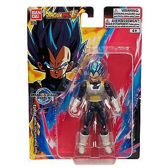 Blue Vegeta (Dragon Ball Evolve) Action Figure