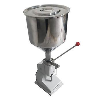 Manuelle Füllmaschine für Creme, Shampoo, Kosmetik, Flüssigpaste, Ölfüller