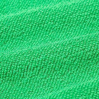 Espanador de limpeza de panos, toalha de carro de microfibra, detalhando panos macios