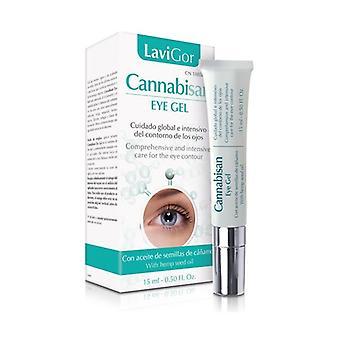 Cannabisan Eye Gel 15 ml of gel