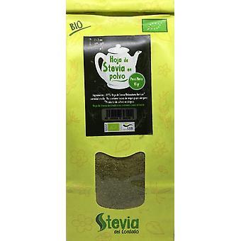 Stevia del Condado Stevia Leaf Powder Bio 80 gr