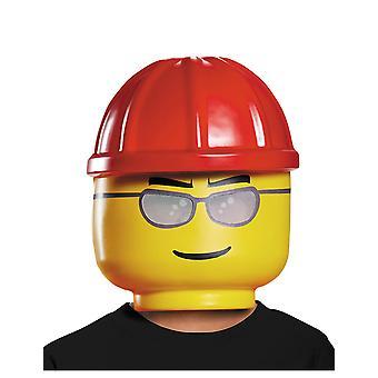 LEGO bouwvakker masker® kinderen