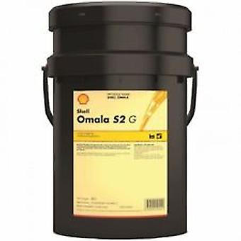 Shell 550026209  Omala S2 G 220 20Ltr Industrial Gear Oil