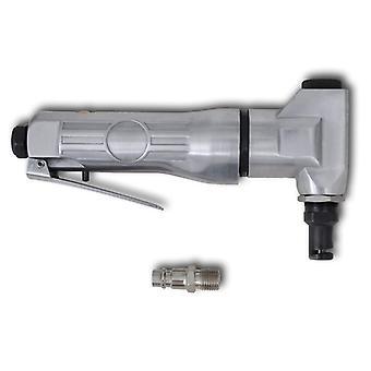 Compressed Air Pneumatic Nibbler Aluminum For Sheet Metal Cutting