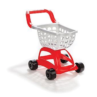 Pilsan 07604 Carrinho de compras de brinquedos de plástico, altura 46,5 cm, a partir de 2 anos