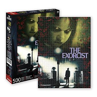 The exorcist - collage 500pc puzzle