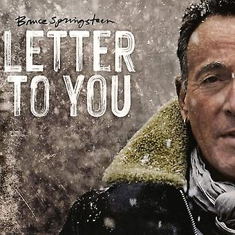 Bruce Springsteen - Kirje sinulle [CD]