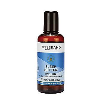 Tisserand Aromatherapy Sleep Better Bath Oil 100ml