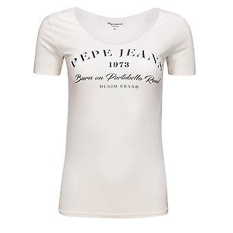 Pepe Jeans PL504240808 universal summer women t-shirt