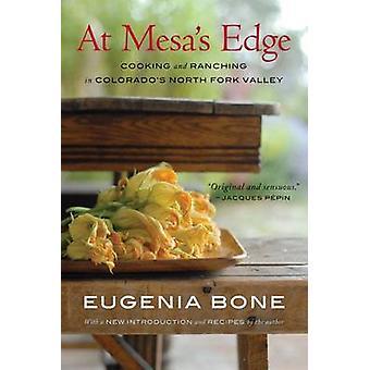 At Mesas Edge door Eugenia Bone