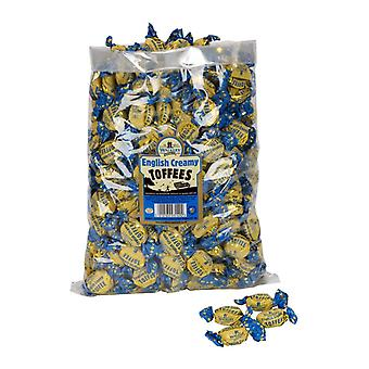 Walkers Nonsuch English Creamy Toffees 1kg
