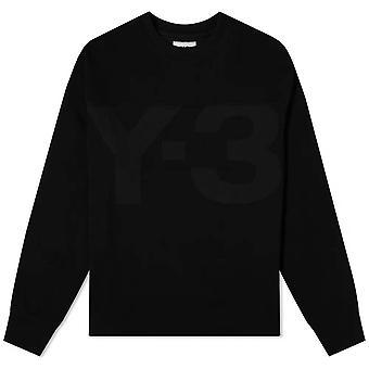 Y-3 Classic Heavy Piqué Crew Sweatshirt