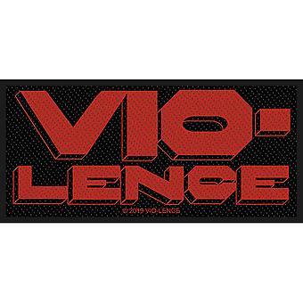 Vio-Lence - Logo Standard Patch