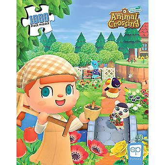Animal Crossing: New Horizons Jigsaw Puzzle - 1000 Pieces