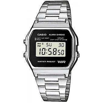 Casio Stahl Casio Uhren Kollektion A158wea-1ef - Herren