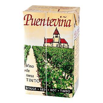 Witte wijn Puentevi a (1 L)