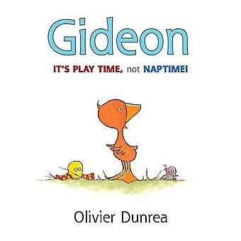 Gideon-tekijä Olivier Dunrea