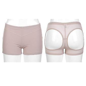Vrouwelijke Shapewear Butt-lifting Mesh Ondergoed Sexy Lichaam Beeldhouwen Mesh Broek