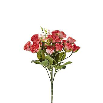 CCK0246 Red Pink Flower Bunch Artificial Flower