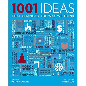 1001 الأفكار التي غيرت الطريقة التي نفكر بها تحرير روبرت آرب