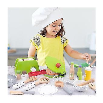 Apparaat Speelgoed Keuken Kookgerei Speelset Met Inductie, Koekenpan, Speelgoed keukengerei (GROUP2)