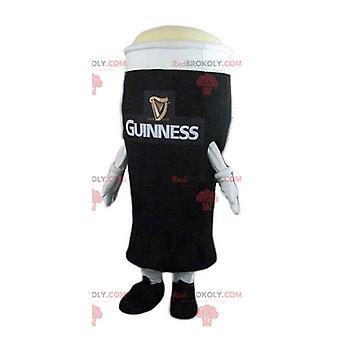 Maskottchen REDBROKOLY.COM riesigen Pint Guinness Bier