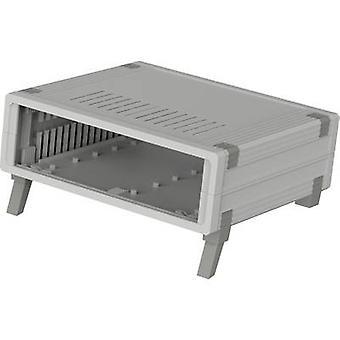 Bopla UM 52011 L-SET Desk casing 223 x 72 x 199 Plastic Light grey, Agate grey 1 pc(s)
