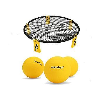 Mini Beach Volleyball Spike Ball Game Set