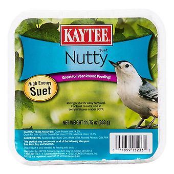 Kaytee Nutty Suet - 11.75 oz