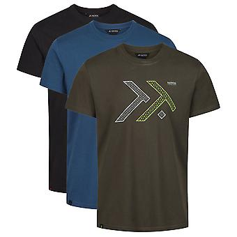 Tactical Threads Mens 3 Pack Cotton Crew Neck T Shirt