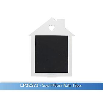 Hvide hus kridt bord hængende Menu besked opslagstavle sort Memo