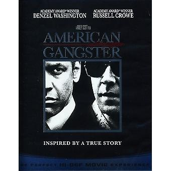 American Gangster [BLU-RAY] USA import