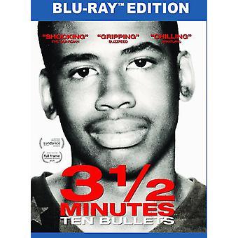 3 1/2 Minutes Ten Bullets [Blu-ray] USA import